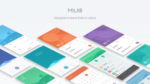 MIUI8 Redesigned UI Color Variants