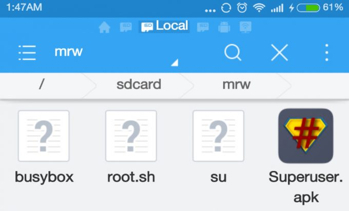 Supersu Root Apk