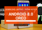 Adroid 8.0 Oreo Download Install