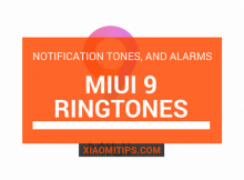 Download MIUI Ringtones